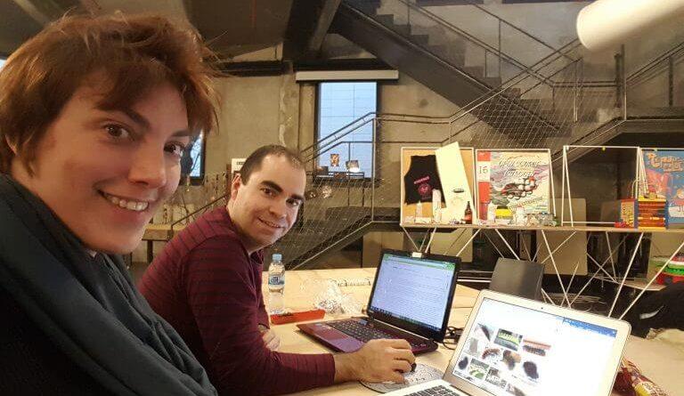 WMES Medialab Prado Florencia Claes y Rubén Ojeda