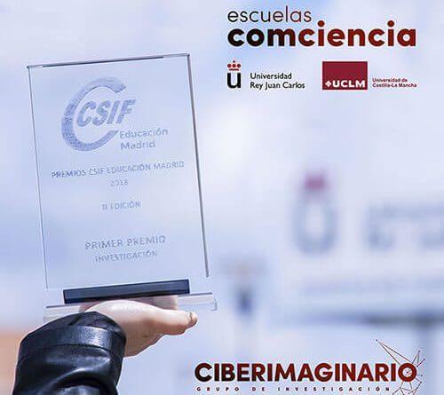 Premio Escuelas Comciencia