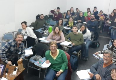 Alumnos en aula UNLP